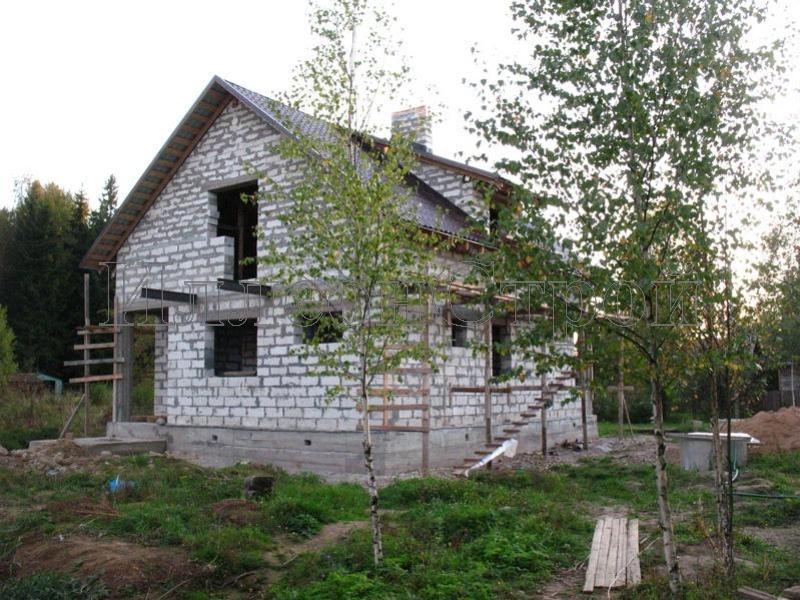 Дома из пеноблоков от 14200 рублей за кв