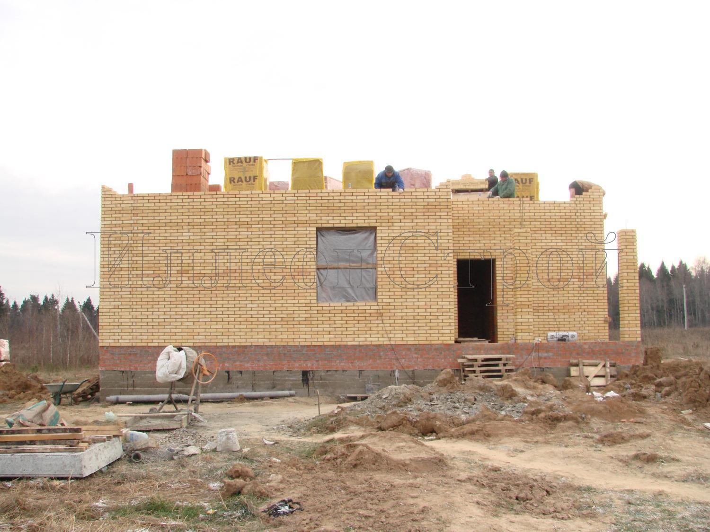 Разделы строительства