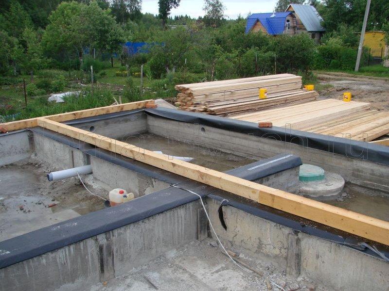 На строительство каркасного дома
