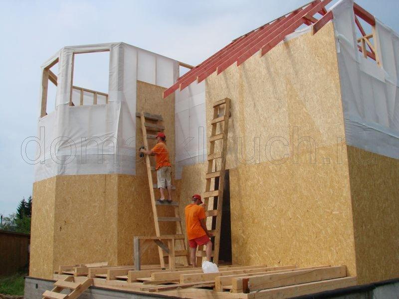 Строительство каркасного дома Серпухов