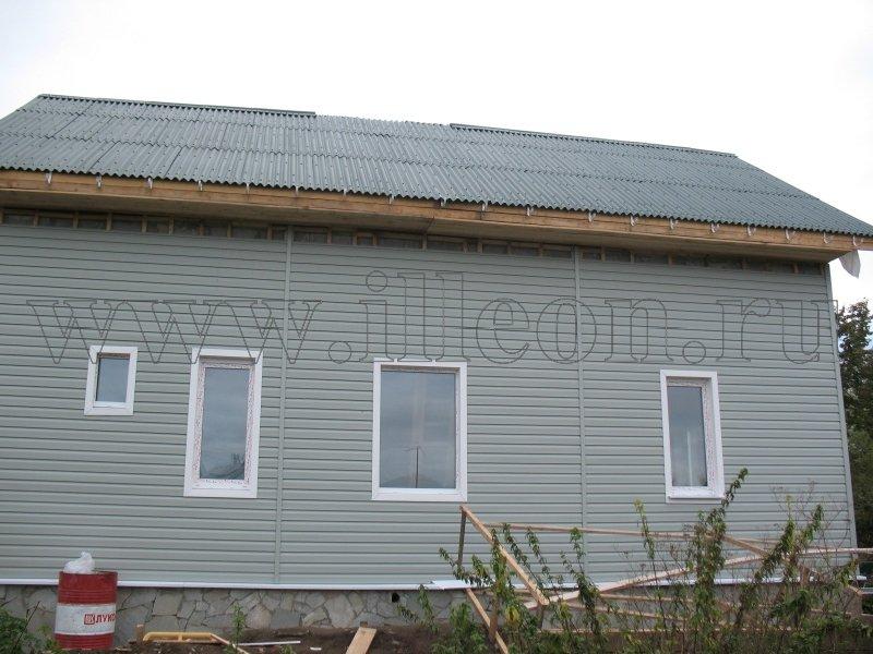 стоимость строительства дома из пенобетона