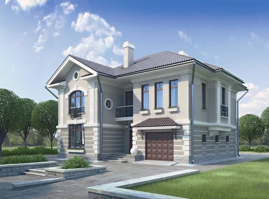 каркасный дом под ключ стоимость работ