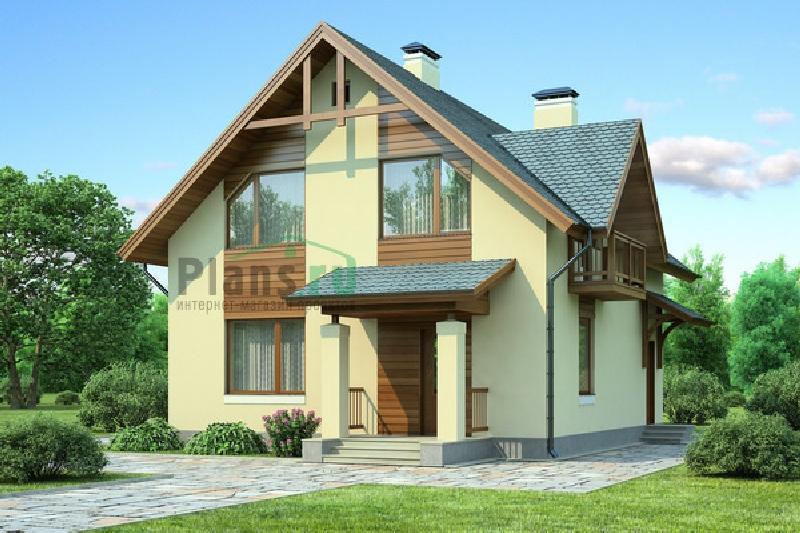 Готовые проекты домов из пеноблоков бесплатно, дома из пенобетона: цены, фото...