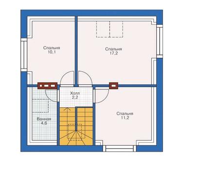 Проекты небольших домов (площадь всего 5 кв м) в