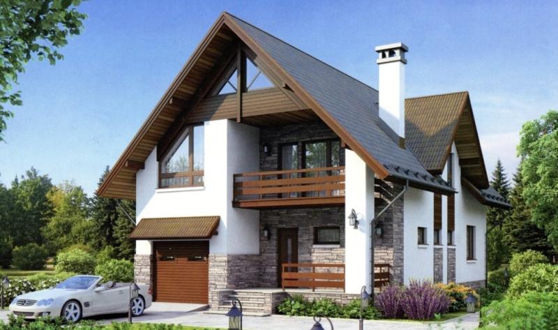 Строительство домов из пеноблоков под