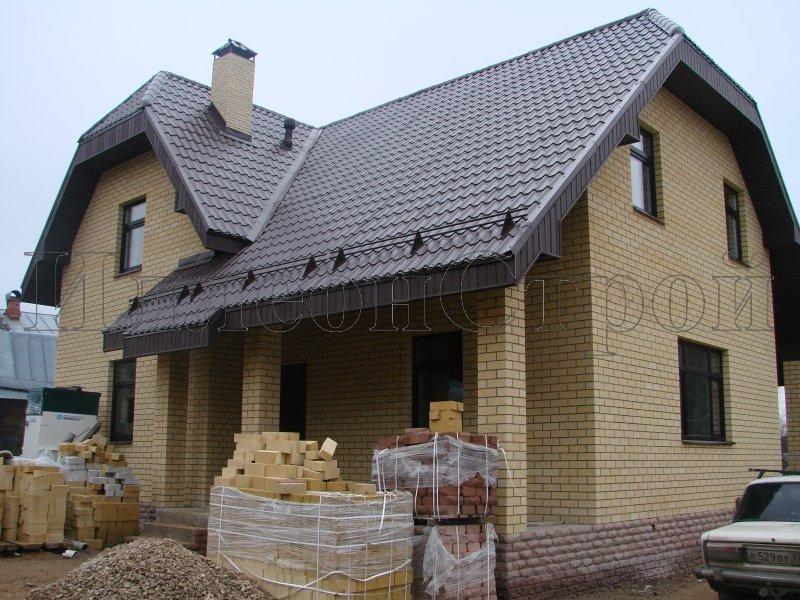 Проекты домов с эркером- evastroyru