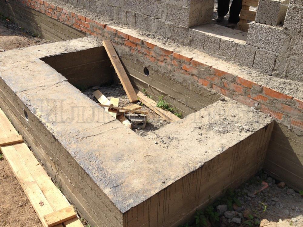 Фундамент для керамзитобетонного дома своими руками 669