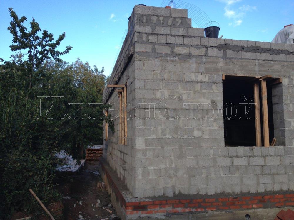 Как построить дом из керамзита своими руками 39