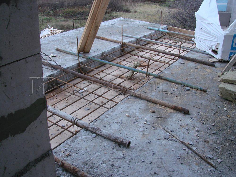 Строительство дома из газобетонных блоков павловское.