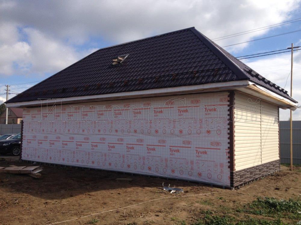 Поставить старый дом на фундамент