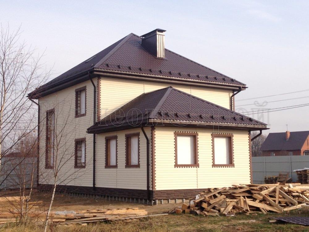 Расчет дома из пеноблоков фундамент в Балашихе