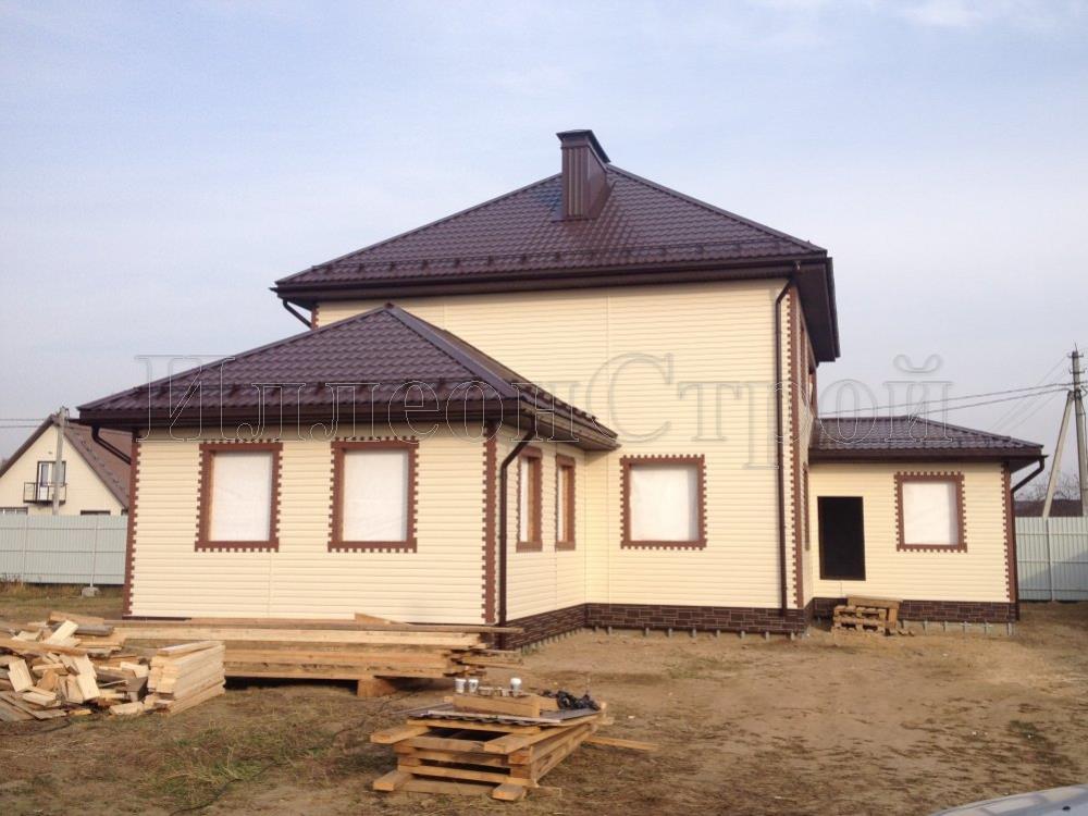 Сколько стоит залить фундамент в Подольске
