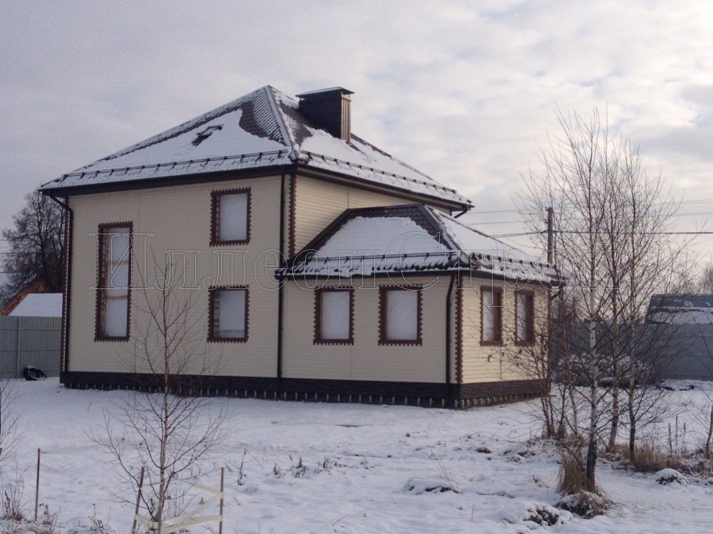 Залить фундамент двухэтажного дома в Люберцах