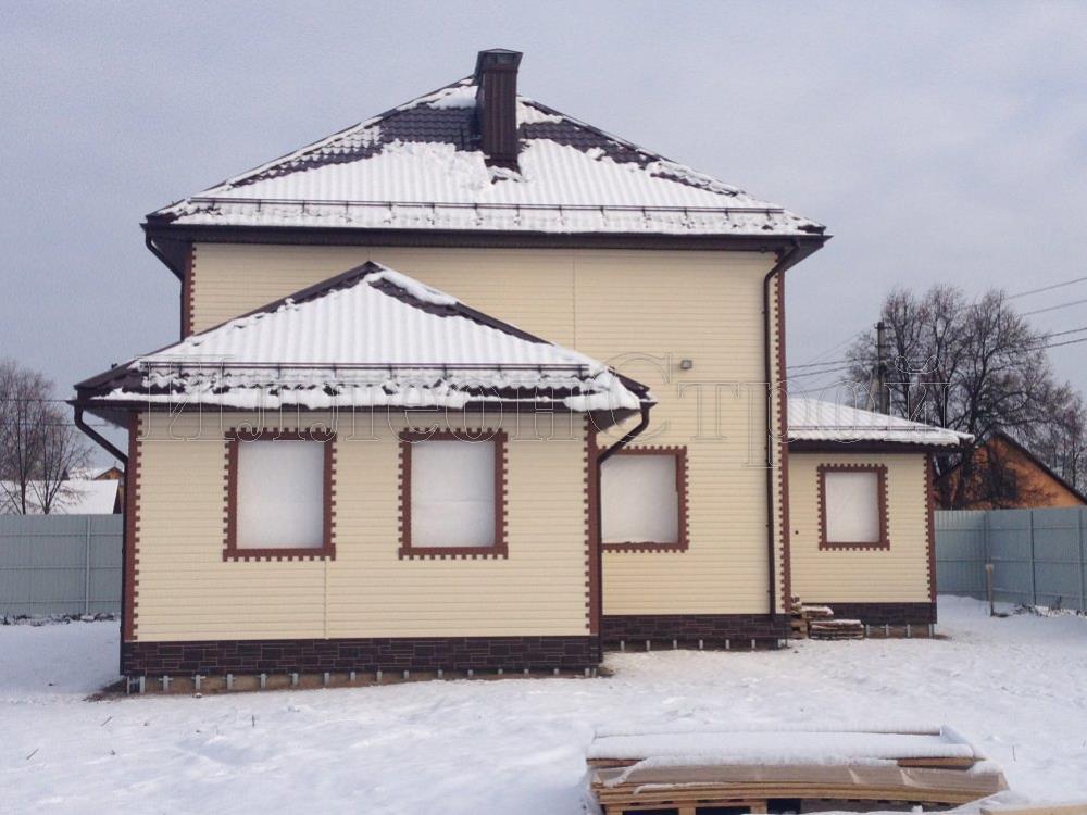 Устройство монолитного ленточного фундамента технология в Красногорске