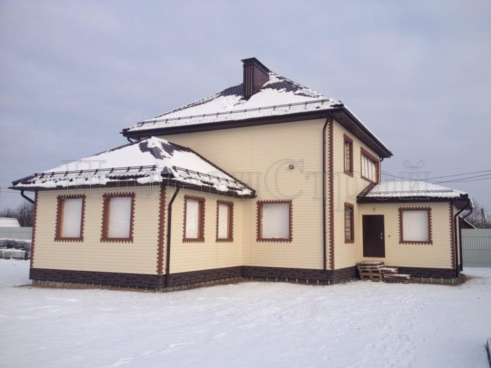 Фундамент для дома постоянного проживания Мытищинский район