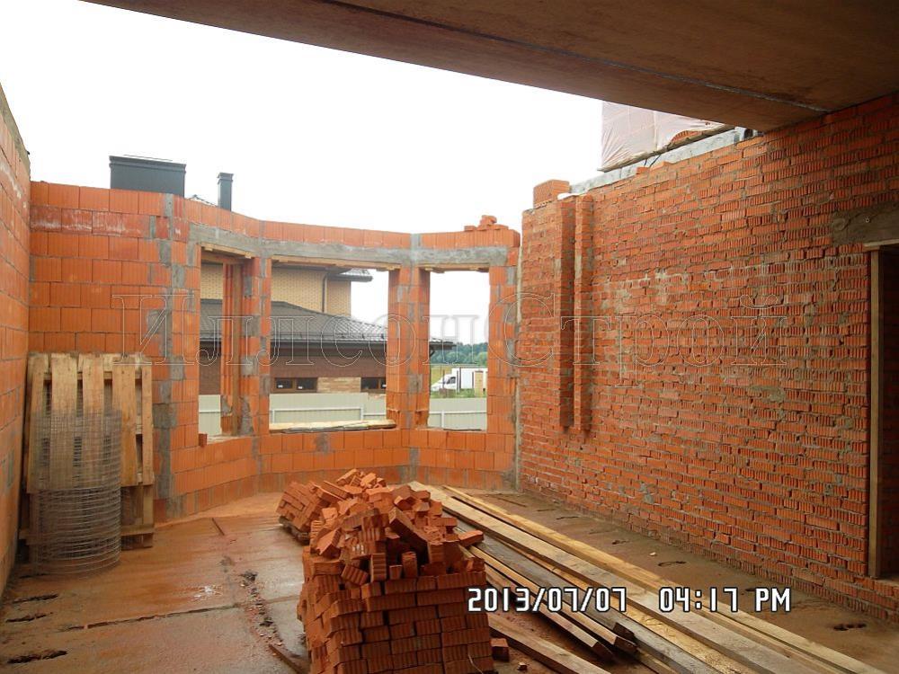 строительство домов из полнотелого кирпича