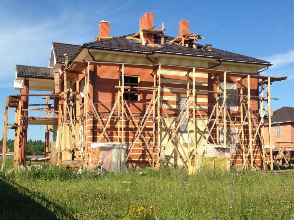 Дома фото, фасады домов фото - дизайн и отделка дома фото